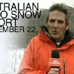 Australian Video Snow Report – September 22, 2009