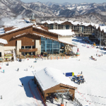 Skiing in South Korea, Pass the Kimchi – Travel