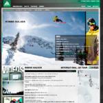 K2 Snowboards launch new website