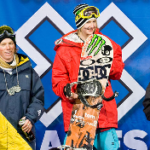 DC'S HALLDOR HELGASON takes X-Games Gold