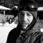 Andy Irons Snowboarding