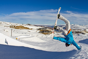 16 – 17th July, 2010 – Snow Park Halfpipe Opening Day