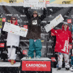 Taylor Seaton Wins Volkl NZ Freeski Halfpipe