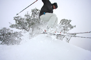 22 August, 2010 – VIDEO Powder at Falls Creek