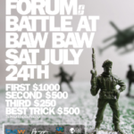 Battle at Baw Baw This Weekend