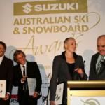 Ski & Snowboard Australia Awards 2011 Honour World Champions
