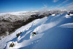 17 August, 2010 – Fresh Backcountry Powder at Falls Creek