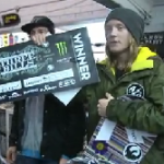 Video – Monster 3 Bills Rail Jam – Erina