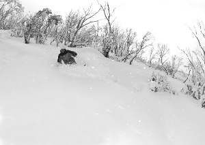 12 – 13 August, 2010 – Powder at Thredbo