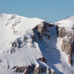 Freeskiing Champion Breaks Femur – Corbet's Couloir, Jascson Hole