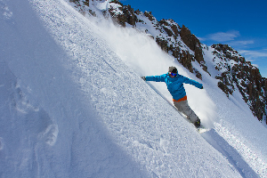 Photo Snow Report – OHAU Backcountry Spring Fresh