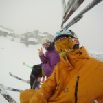 VIDEO Getting Fresh Pow Turns at Buller