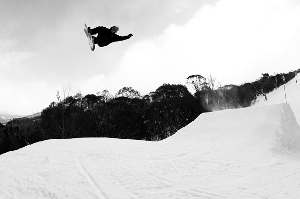 2 – 5 August, 2010 – VIDEO Powdermonium at Thredbo
