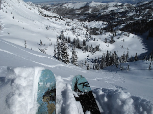 TRAVEL USA Fresh Tracks with the Interconnect Backcountry Tour