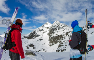 NZ Photo Snow Report – THE REMARKABLES 30cm of Pow