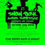 Snow Park NZ Launches Junior Slopestyle Event