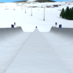 FIRST LOOK – Red Bull Double Pipe Animation