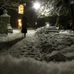BOOTHY'S BLOG – Photo Snow Report LONDON Shocked By Snow