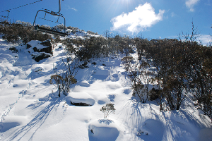1 – 3 August, 2010 – VIDEO 1.2m of New Snow for Thredbo