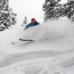 PHOTO SNOW REPORT – Face Shots at ASPEN, MAMMOTH & SNOWBIRD