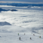 28 June, 2010 – Cloud Riding at Treble Cone