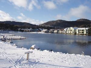 TRAVEL NSW Lake Crackenback Resort