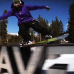 VIDEO – Kingvale Tahoe Jib Session