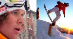 Snowboarding Urban Russia