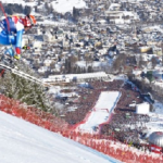 Cuche Sets New Record with 4th Hahnenkamm Win