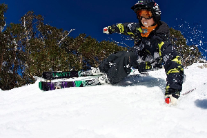 BULLER Photo Snow Report – Groms Lovin' Best Season Start