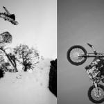 Snowboard V Moto