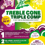 Treble Cone NZ 'Triple Comp'