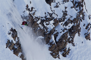 French Dominate First Stage of Freeride World Tour 2011