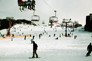20 June, 2010 – Bourke St Action, Mt Buller