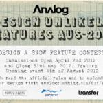 Design Unlikely Features Update