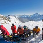 World Heli Challenge teams getting it done at Mt Cook