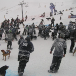 Festival fever peaks at Coronet Peak Queenstown, NZ