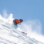 Charlie Lyons & Janina Kuzma Take Out Finals at The North Face® Freeski Open of NZ Big Mountain