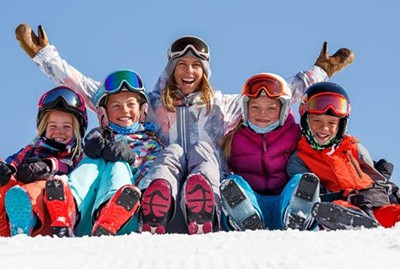 Kids Ski Free* Family Package | Save over $200
