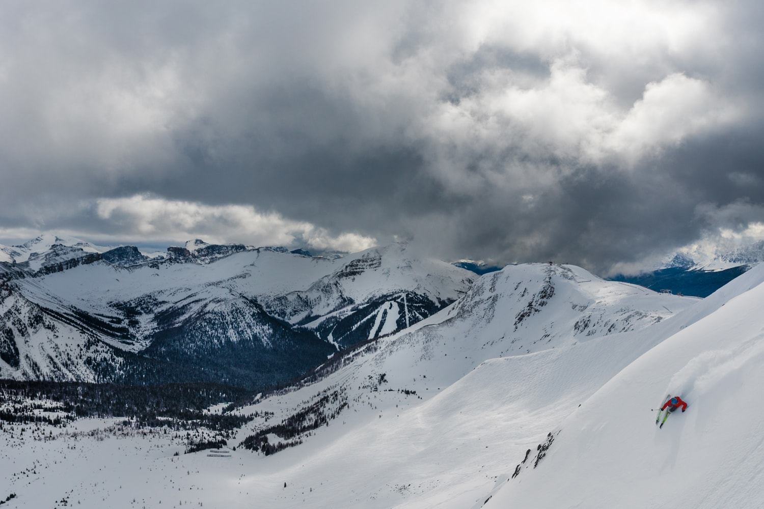 lake louise snow reports, weather, cameras | mountainwatch
