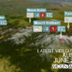 Latest Australian Video Snow Report – Friday June 26, 2009
