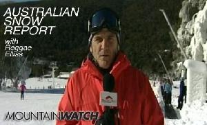 Video – Australian Snow Report, June 11 2009