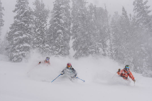 Finally, A Classic Storm Cycle at Jackson Hole