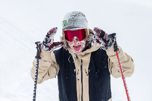 Quiksilver Sign US Skier Sammy Carlson