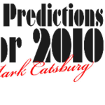 10 Predictions For 2010