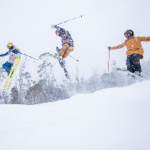 Girls Go Ride as the Snow Dumps Down – Roxy Girls Go Ride Recap – Thredbo
