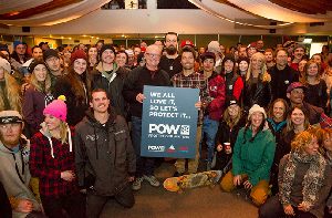 Jeremy Jones Launches Thredbo and POW Partnership – A Step in the Right Direction
