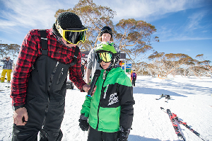 Rip Curl's GromSearch Snow – Stop One Wrap – Perisher