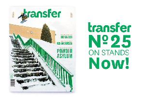 Transfer – Issue 25 – First Look