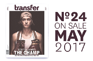 Transfer – Issue 24 – First Look